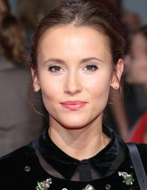 Peri Baumeister German Actress