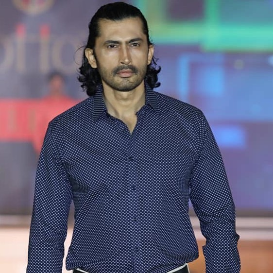 Praveen Sirohi Indian Actor