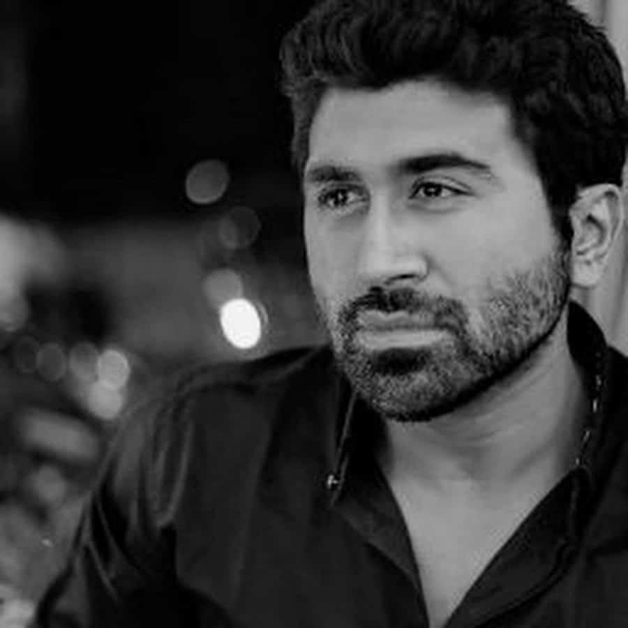 Rajat Arora Indian Actor