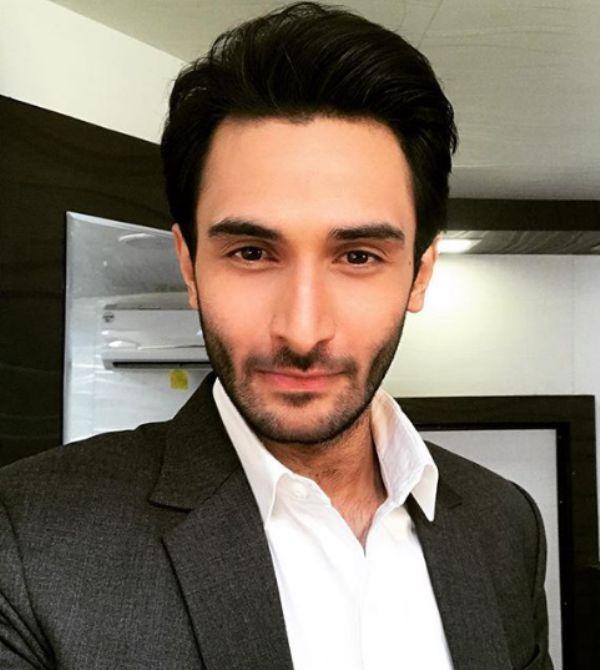 Rohan Vinod Mehra Indian Actor