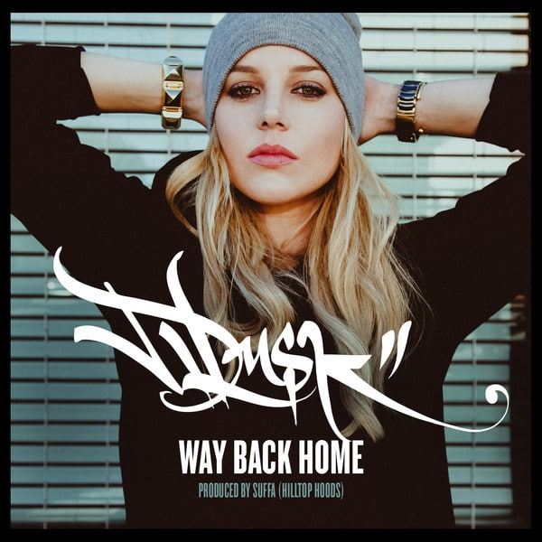 Abbie Cornish's song Way Back Home