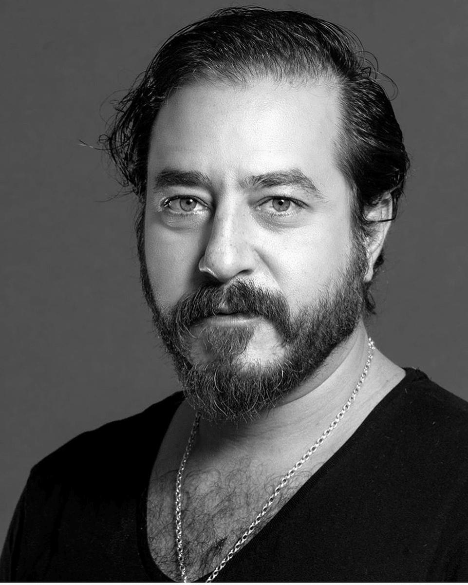 Andrés Almeida Mexican Actor
