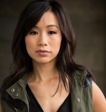 Annie Chang Actress