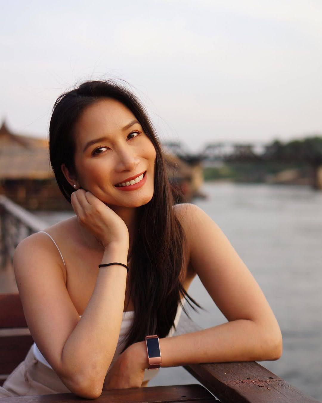 Apasiri Kulthanan Thai Actress