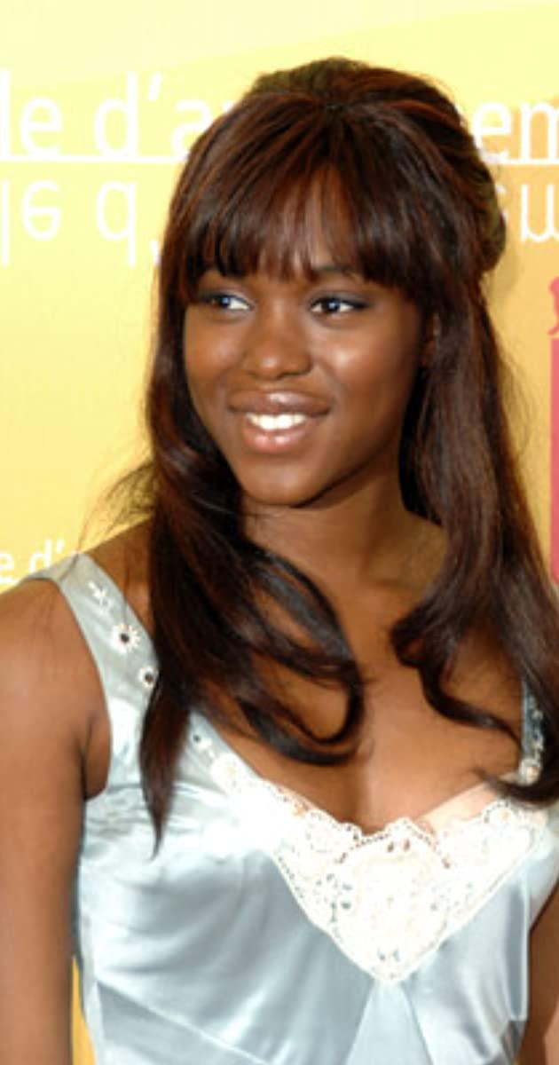 Clare-Hope Ashitey British Actress