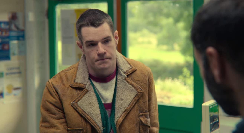 Connor Swindells as Adam Groff in sex education