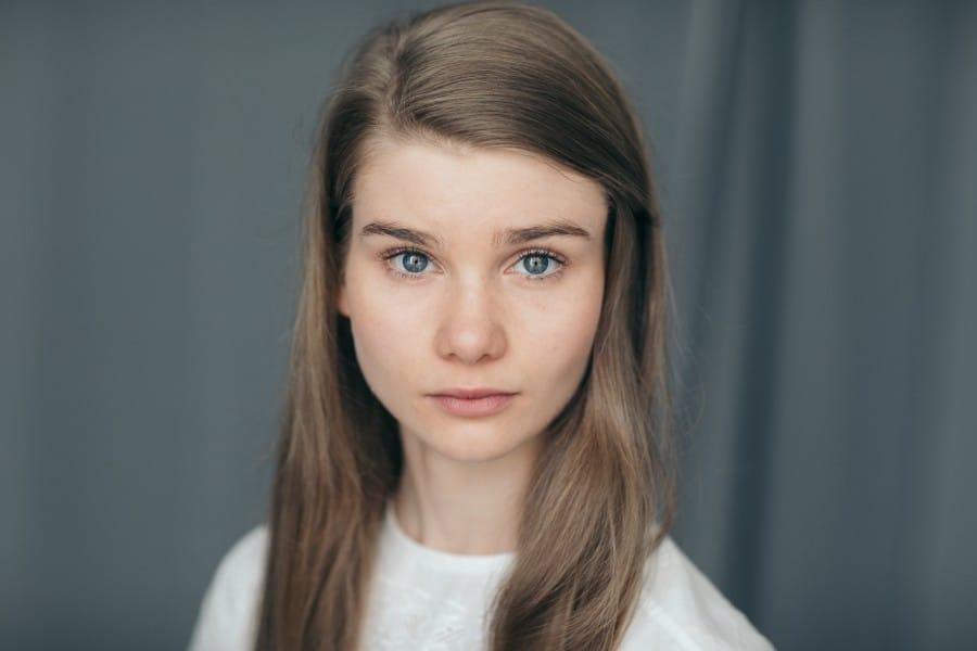 Frances Pooley British Actress
