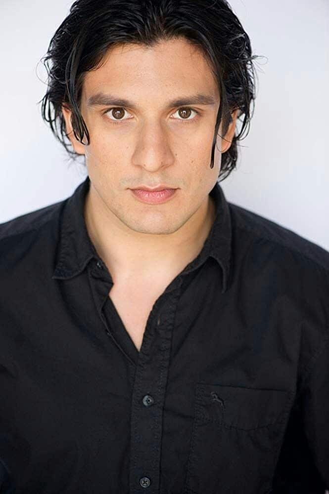 Francisco Medina German Actor
