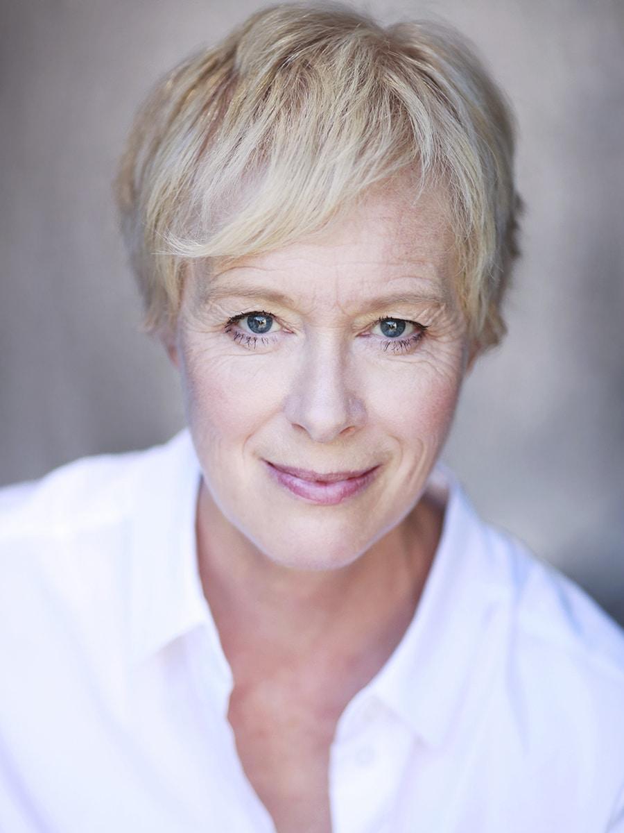 Geraldine Alexander British Actress