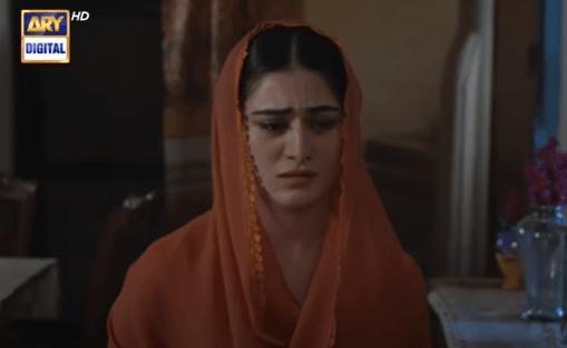 Hina Afridi as Bushra in Pehli Si Mohabbat