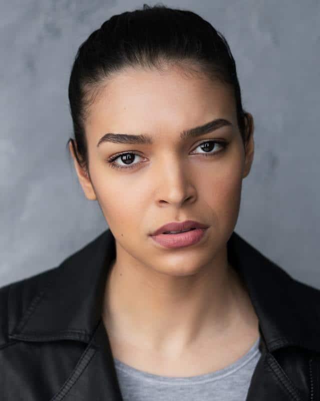Jordan Alexandra Canadian Actress