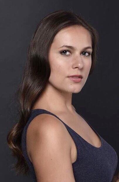 Katrina Grey Slovak Actress
