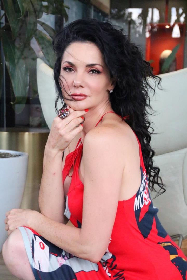 Laura Ferretti Argentine Actress