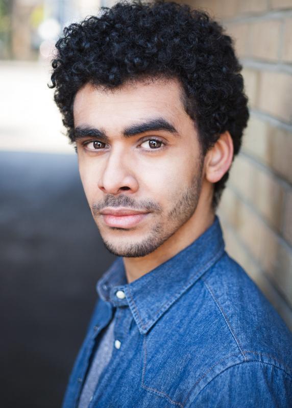 Luke Pierre Canadian Actor