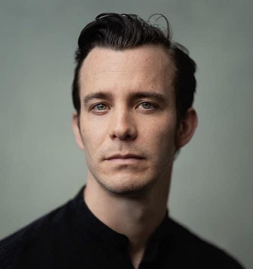 Luke Thompson British Actor