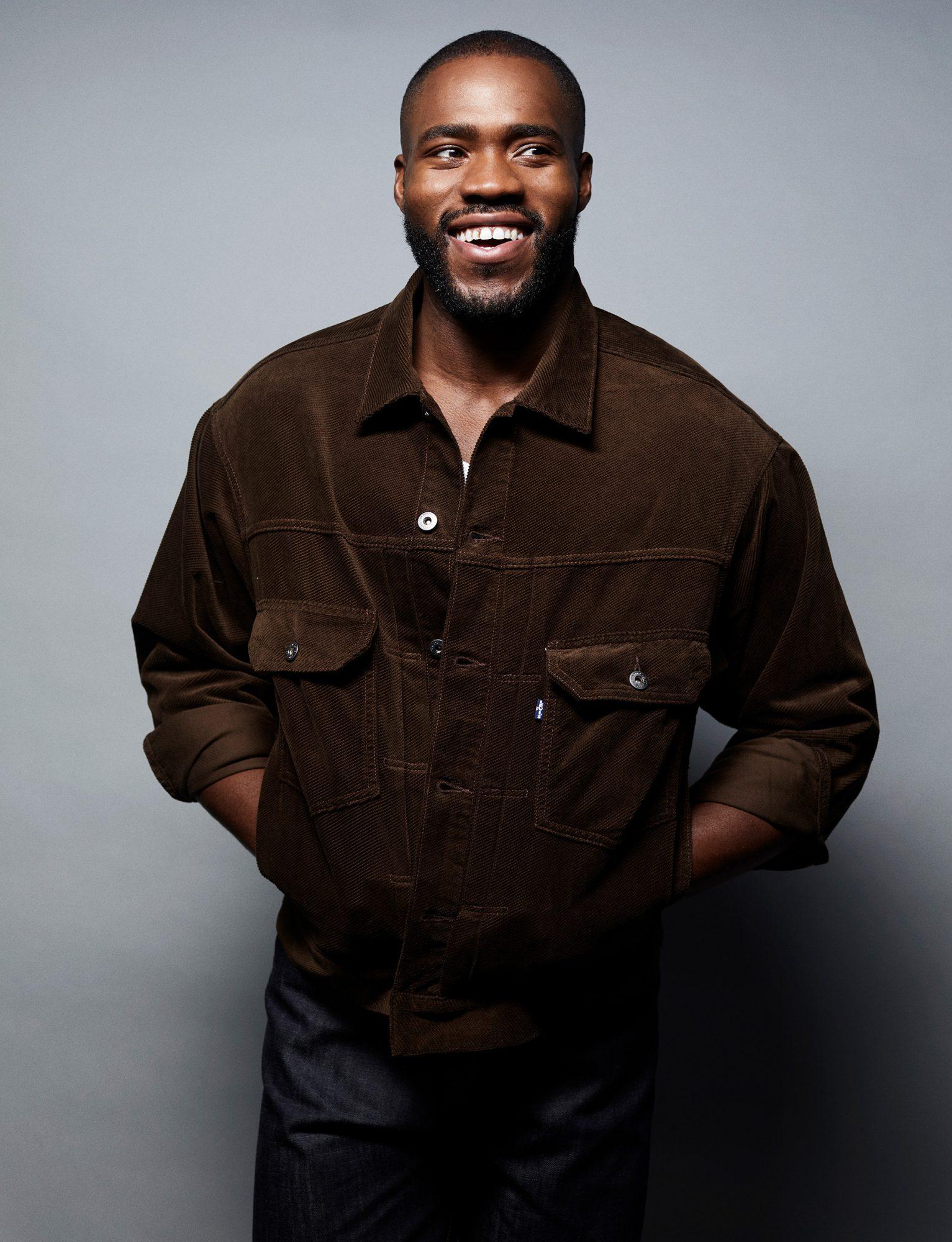 Martins Imhangbe Nigerian Actor