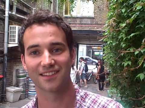 Nicholas Shaw English Actor