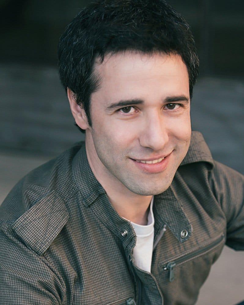 Sergio Lanza Italian Actor